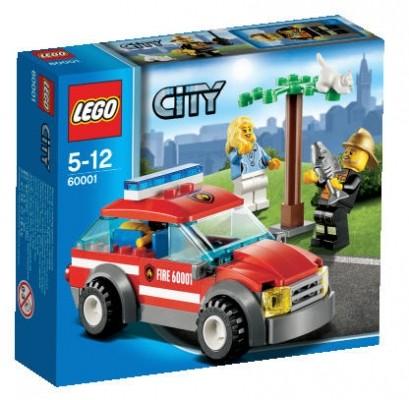 LEGO® CITY 60001 Feuerwehr-Einsatzwagen
