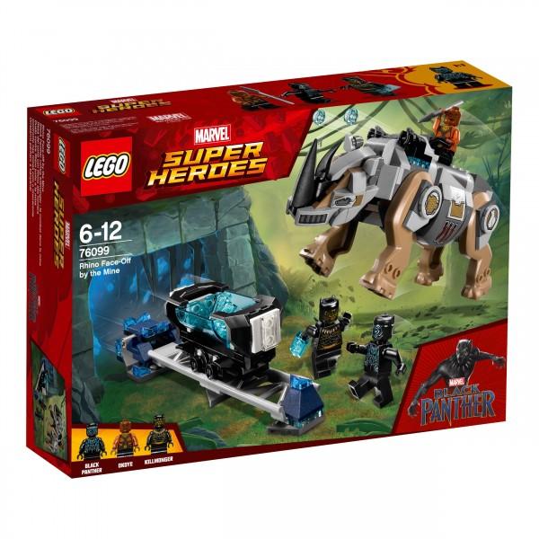 LEGO® Marvel Super Heroes 76099 Rhino - Entscheidung an der Mine