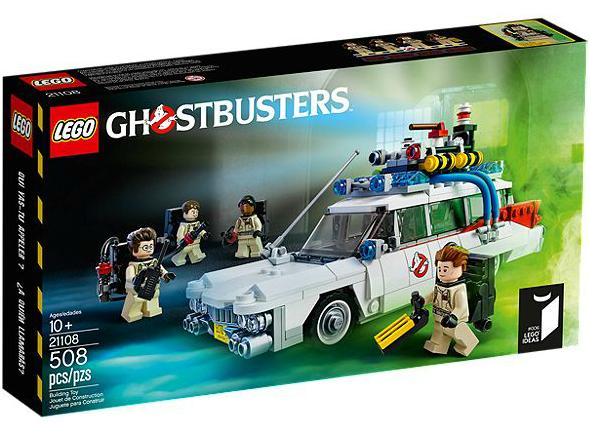 LEGO® Ideas 21108 Ghostbusters ECTO-1