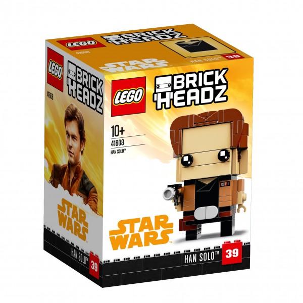 LEGO® BrickHeadz 41608 Han Solo