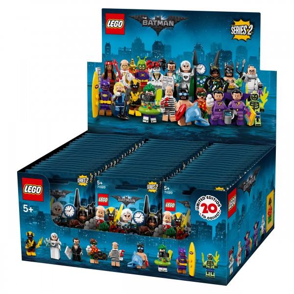LEGO® 71020 The LEGO® Batman Movie Minifiguren - Serie 2 Thekendisplay