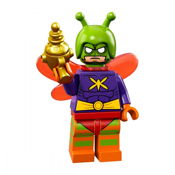 The LEGO® Batman Movie Minifigur Serie 2 - Killer Moth 71020-12