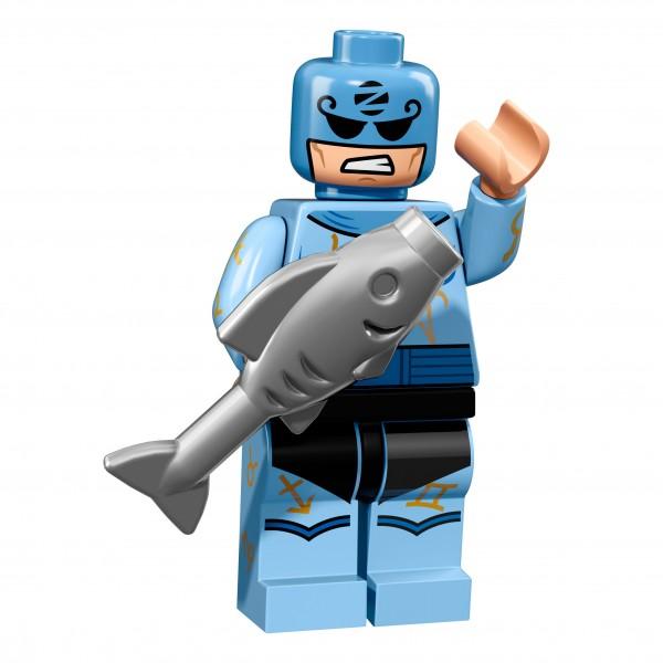The LEGO® Batman Movie Minifigur - Zodiac Master 71017-15