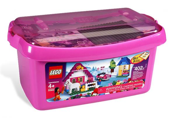 LEGO® 5560 Große Mädchen-Steinebox