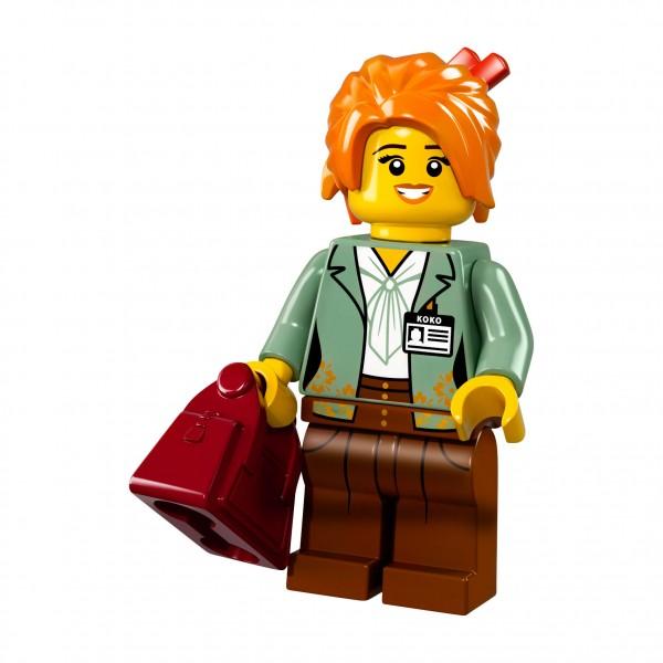 LEGO® 71019 NINJAGO Movie Minifigur - Misako 71019-09