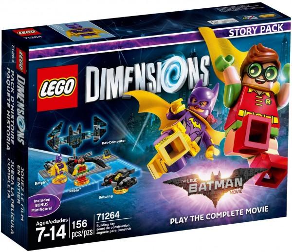 LEGO® Dimensions 71264 Story-Pack LEGO® Batman Movie