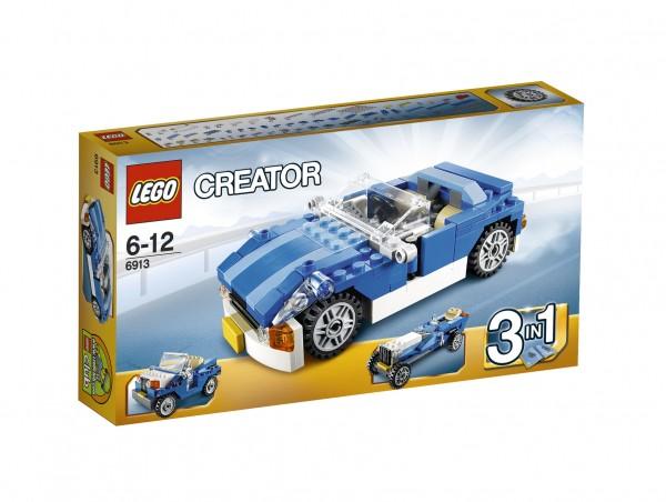 LEGO® Creator 6913 Blaues Cabriolet