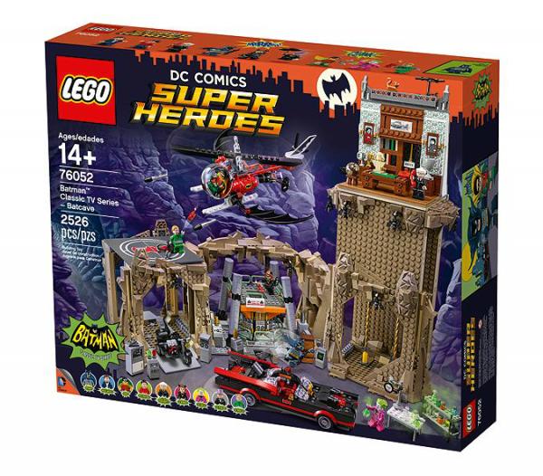 LEGO® 76052 Batman - Bathöhle