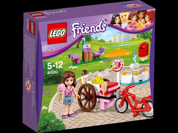 LEGO® Friends 41030 Olivias Eiscreme-Fahrrad