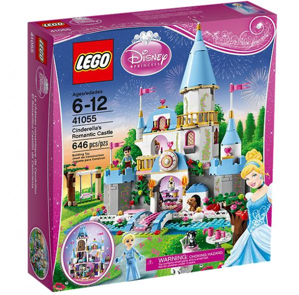 LEGO® Disney Princess 41055 Cinderellas Prinzessinnenschloss