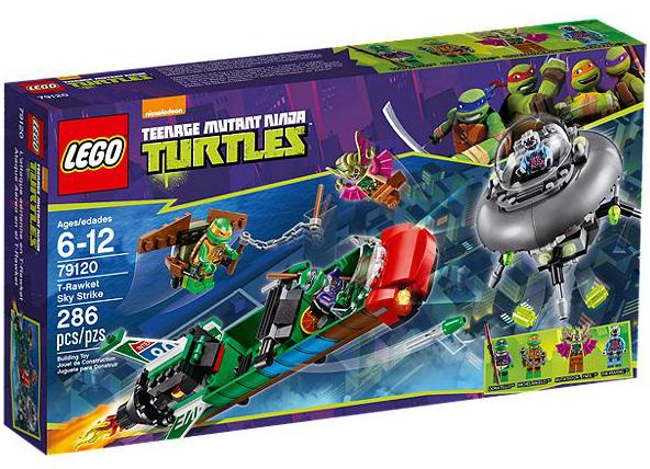 LEGO® TMNT 79120 T-Rawket: Attacke aus der Luft
