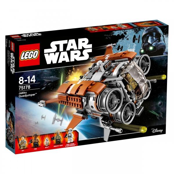 LEGO® Starwars 75178 Jakku Quadjumper
