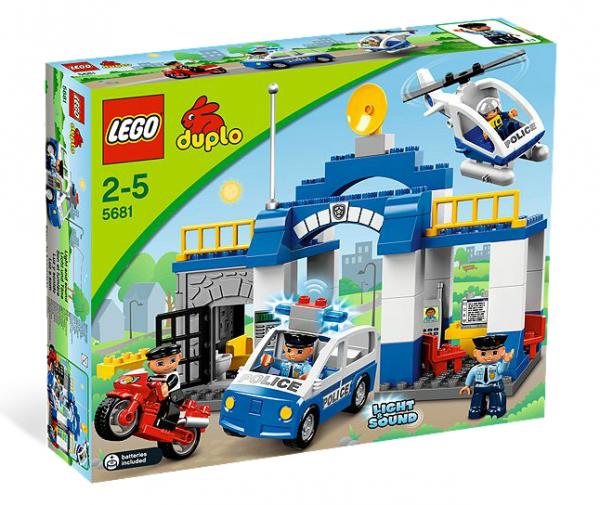 LEGO® DUPLO 5681 Polizeistation