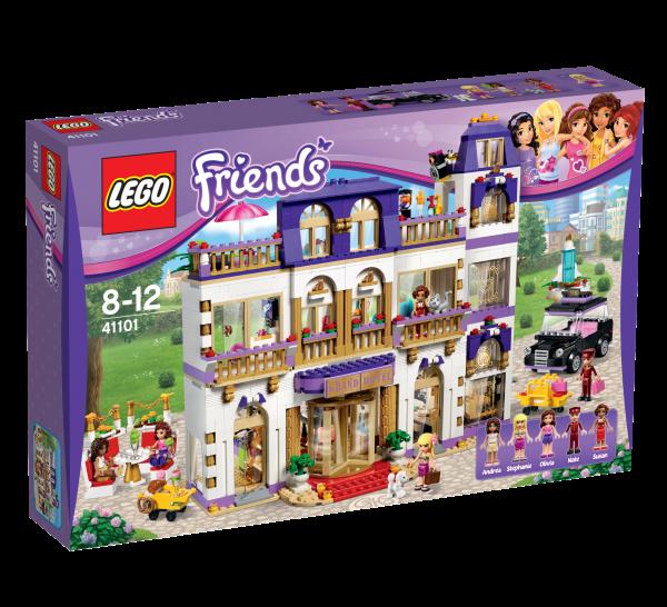 LEGO® Friends 41101 Heartlake Großes Hotel