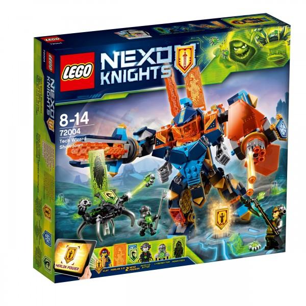 LEGO® Nexo Knights 72004 Clays Tech-Mech