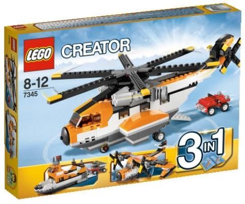 LEGO® Creator 7345 Transporthubschrauber