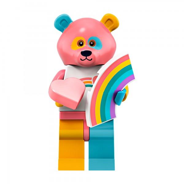 LEGO® Minifigur Serie 19 71025-15: Mann im Pandabärenkostüm