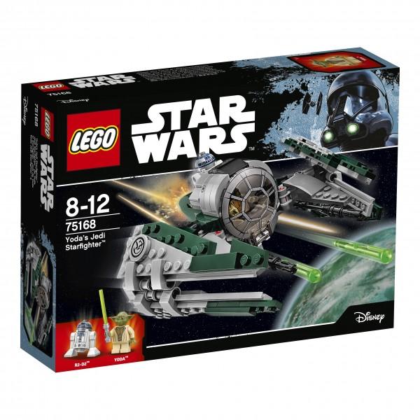 LEGO® Starwars 75168 Yoda's Jedi Starfighter