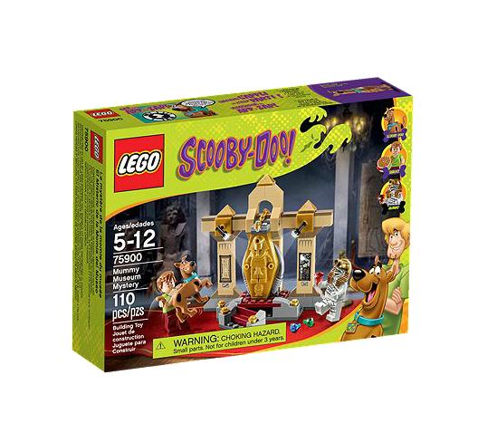 LEGO® Scooby Doo 75900 Das Geheimnis des Mumienmuseums