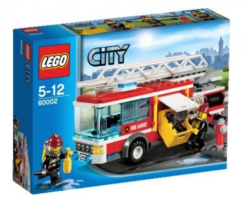 LEGO® CITY 60002 Feuerwehrfahrzeug