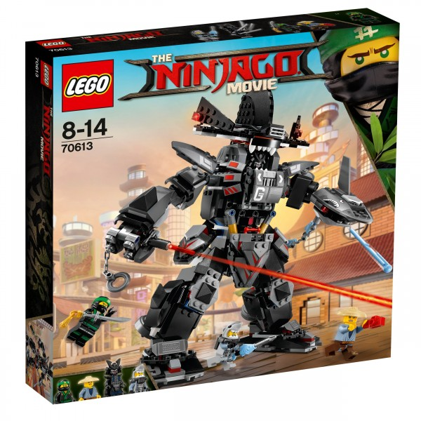 LEGO® Ninjago Movie 70613 Garmadon's Robo-Hai
