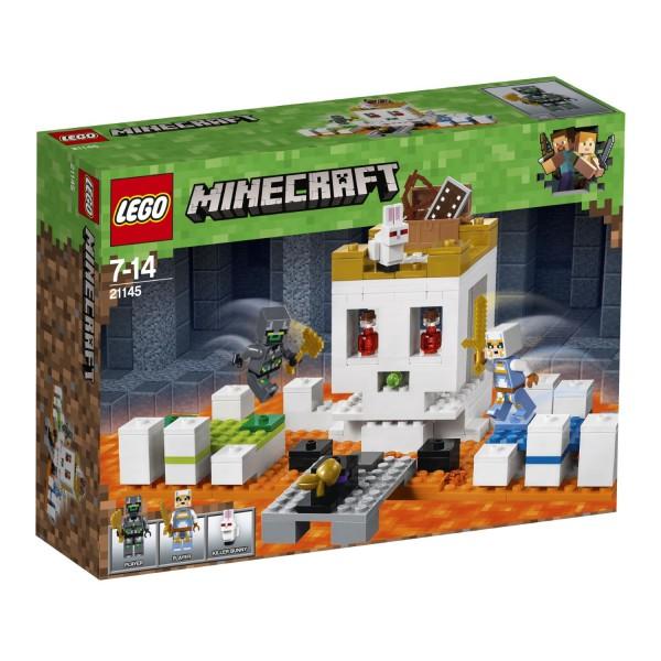 LEGO® Minecraft 21145 Die Totenkopfarena