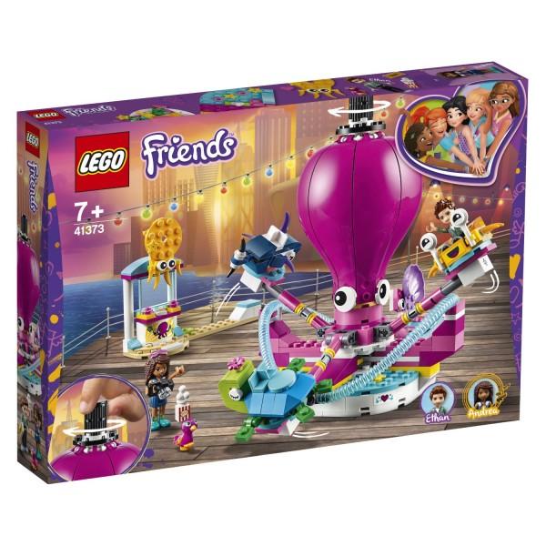 LEGO® Friends 41373 Lustiges Oktopus-Karussell
