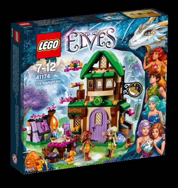 LEGO® Elves 41174 Gasthaus Zum Sternenlicht