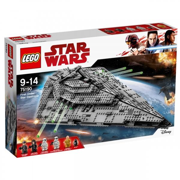 LEGO® Starwars 75190 First Order Star Destroyer