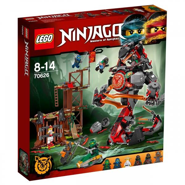LEGO® Ninjago 70626 Verhängnisvolle Dämmerung