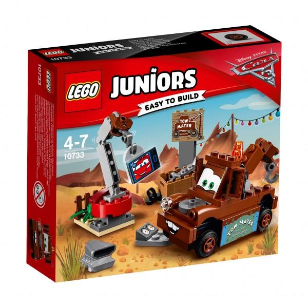 LEGO® Juniors 10733 Hooks Schrottplatz