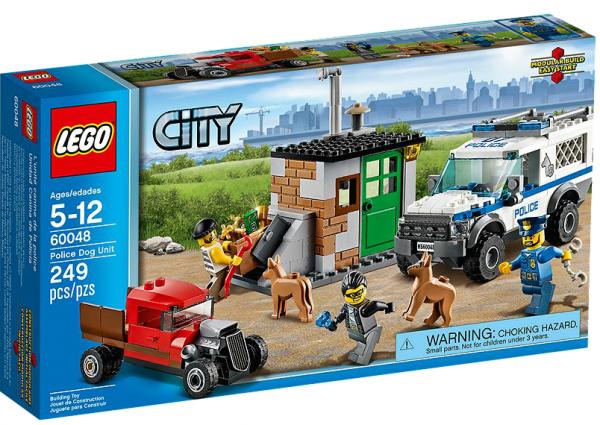 LEGO® CITY 60048 Gauner-Versteck