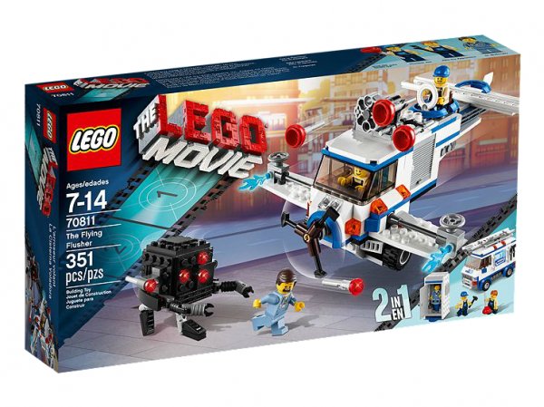 LEGO® Movie 70811 Fliegender Klempner