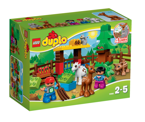 LEGO® DUPLO® 10582 Wildtiere