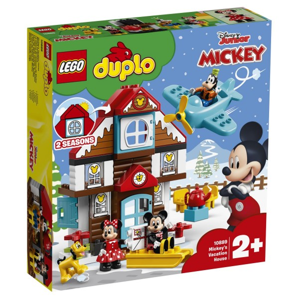 LEGO® DUPLO® 10889 Mickys Ferienhaus