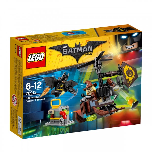 The LEGO® Batman Movie 70913 Kräftemessen mit Scarecrow