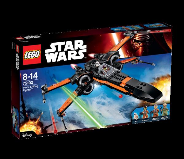 LEGO® Starwars 75102 Poe's X-Wing Fighter