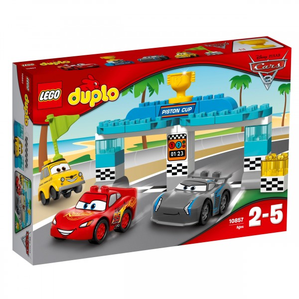 LEGO® DUPLO® Cars 10857 Piston-Cup-Rennen