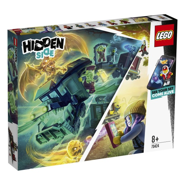 LEGO® Hidden Side™ 70424 Geister-Expresszug