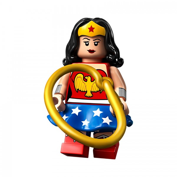 LEGO® DC Super Heroes Minifigur 71026-02: Wonder Woman™
