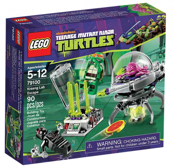 LEGO® TMNT 79100 Kraangs Labor