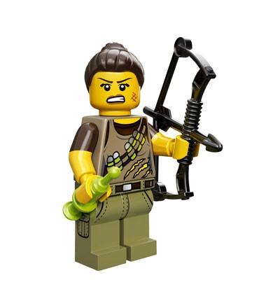 LEGO® Minifiguren Serie 12 - Dinosaur Wrangler 71007-01