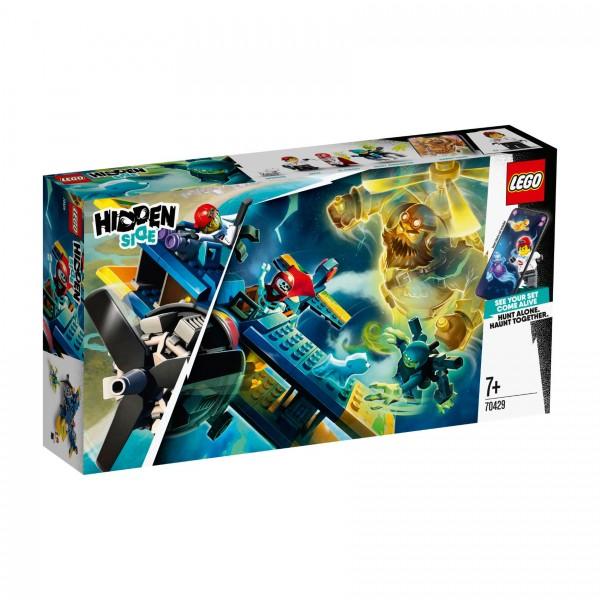 LEGO® Hidden Side™ 70429 El Fuegos Stunt-Flugzeug