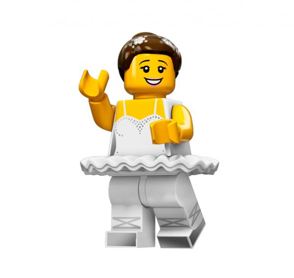 LEGO® Minifiguren Serie 15 - Ballerina 71011-10