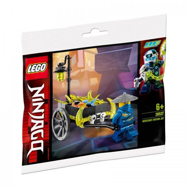 LEGO® NINJAGO® 30537 Fliegender Händler Avatar Jay