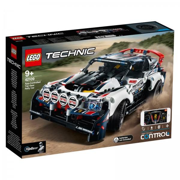 LEGO® Technic 42109 Top-Gear Ralleyauto