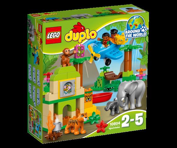 LEGO® DUPLO® 10804 Dschungel