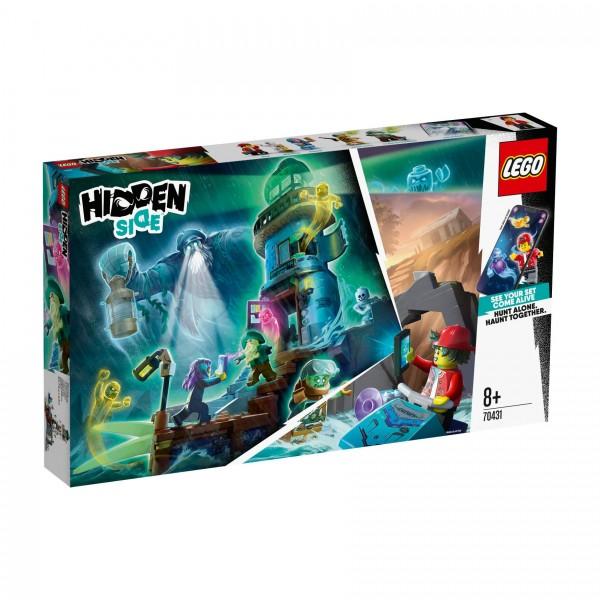 LEGO® Hidden Side™ 70431 Der Leuchtturm der Dunkelheit