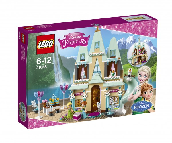 LEGO® Disney Princess 41068 Fest im großen Schloss von Arendelle