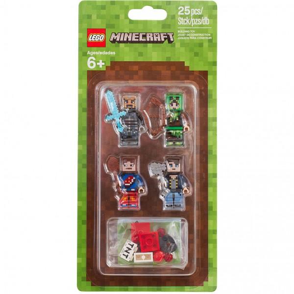 LEGO® Minecraft 853609 Zubehör Set 1
